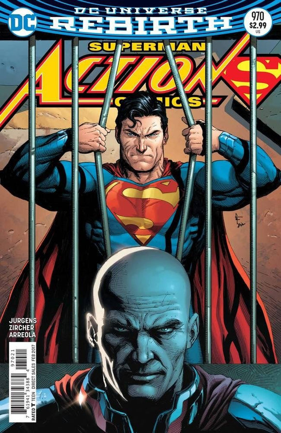 Action Comics #970 Variant DC