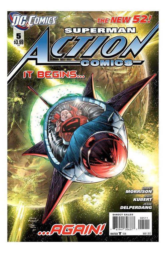 Action Comics #5 DC New 52