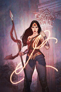 Wonder Woman (Issue #28 -Variant Cover by Jenny Frison)