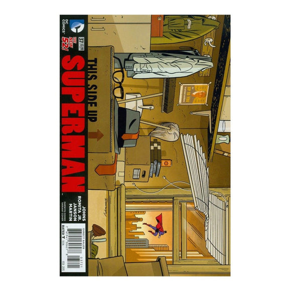 Superman #37 Darwyn Cooke Variant Edition