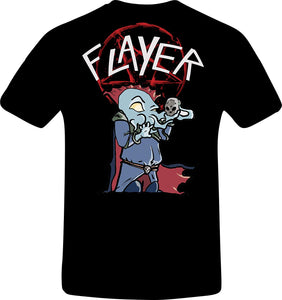 Mindflayer Slayer T-Shirt D&D Limited Edition Tee Dungeons and Dragons