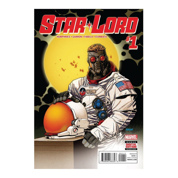 Star-Lord #1 Comic Book