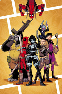 Deadpool And Mercs For Money #4