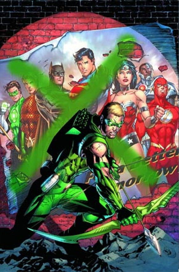 Justice League, No. 8: The New 52