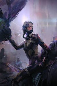 EVE VALKYRIE #1 (OF 4)