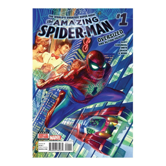 The Amazing Spider-Man Comic, No. 1
