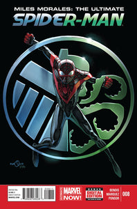 Miles Morales Ultimate Spider-Man #8