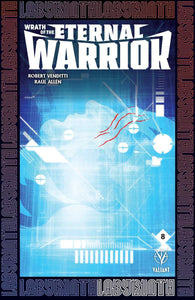 Wrath of the Eternal Warrior #8 Cvr A Allen