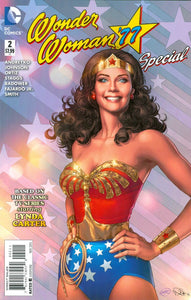 Wonder Woman 77 Special #2 Comic Book [Comic] [Jan 01, 2015]