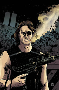ESCAPE FROM NEW YORK #9 MAIN CVRS