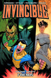 Invincible Volume 20: Friends (Invincible Tp)