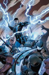 BLACK LIGHTNING COLD DEAD HANDS #2 (OF 6) RELEASE DATE 12/06/2017