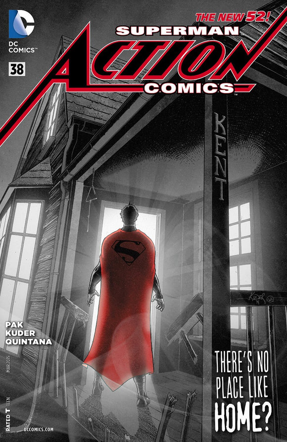 Action Comics #38 DC