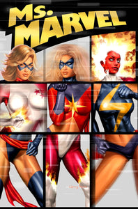 Ms. Marvel - Volume 4: Monster Smash (v. 4)