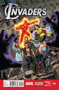 All New Invaders #14 Marvel