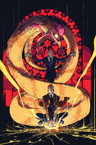 Constantine the Hellblazer #8