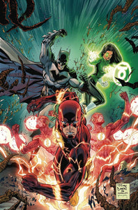 Justice League #2.(Rebirth)