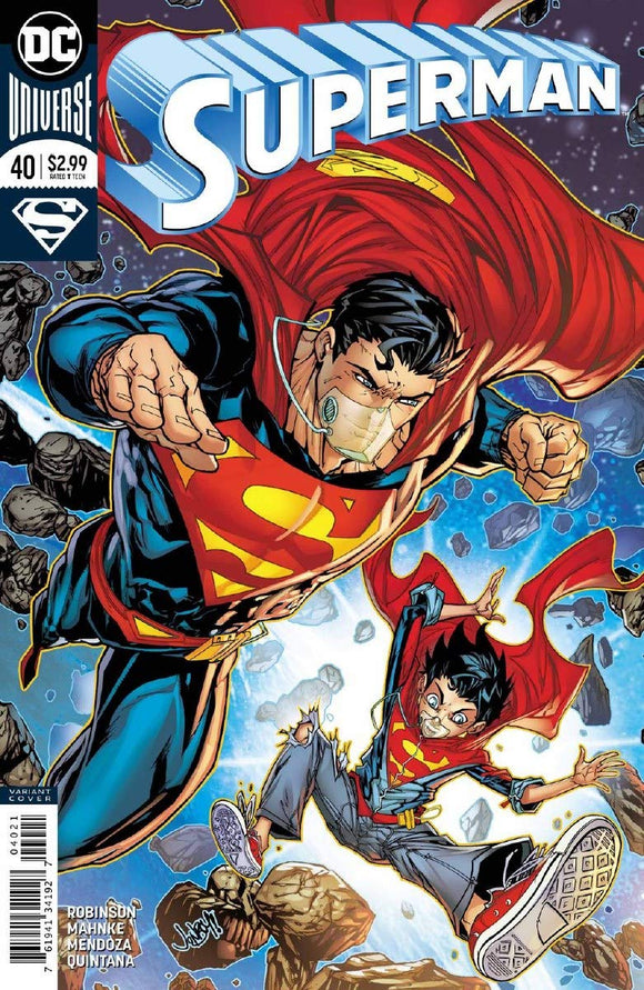 Superman #40 Var Ed.(Rebirth)