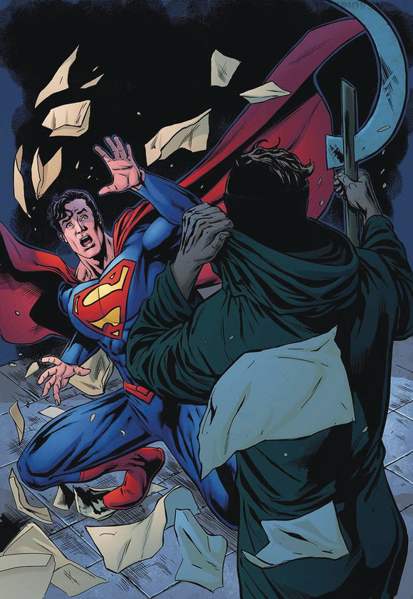 ACTION COMICS #987 (OZ EFFECT) DC
