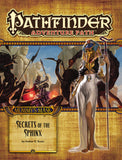 Secrets of the Sphinx (Pathfinder Adventure Path Mummy's Mask)