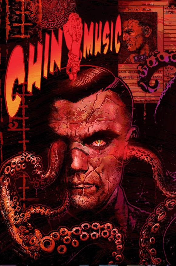 Chin Music #1 Phantom Variant
