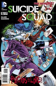 "Suicide Squad #15 ""Death Of The Family Tie-In"""