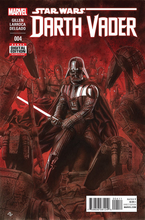 Darth Vader #4 Cover A Regular Adi Granov Cover
