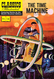 The Time Machine (Classics Illustrated)