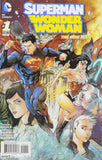 Superman Wonder Woman #1