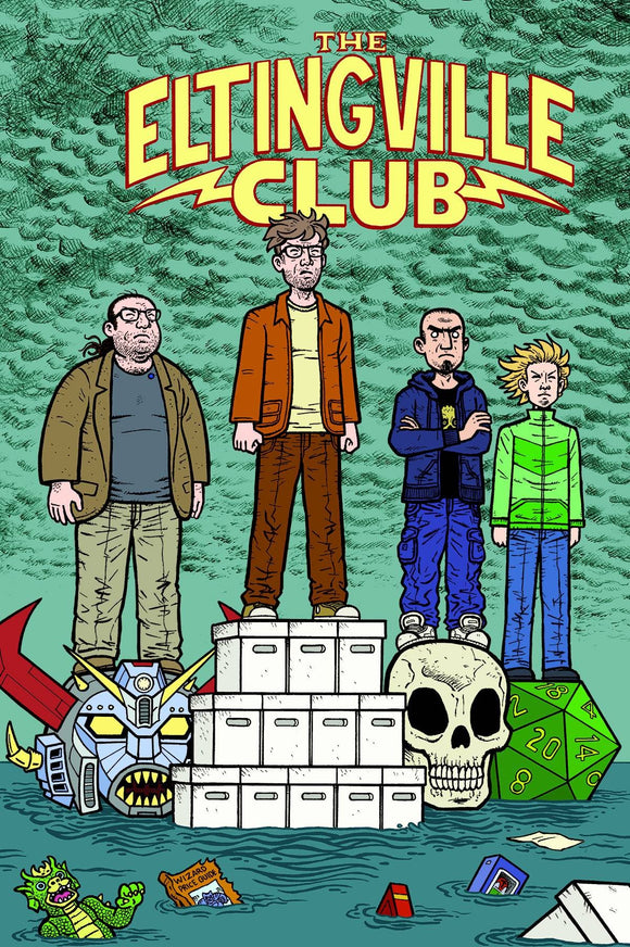 Eltingville Club #2 (Of 2)