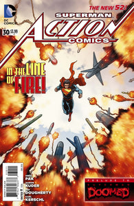 Action Comics #30 DC Comics