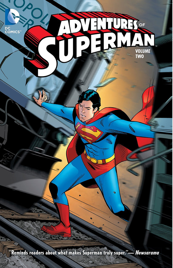 Adventures of Superman Vol. 2 DC Graphic Novel