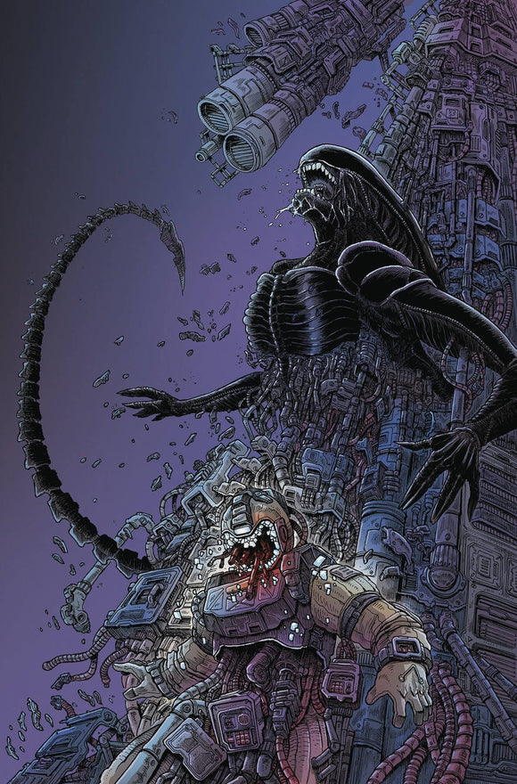 ALIENS DEAD ORBIT #1 James Stokoe Dark Horse