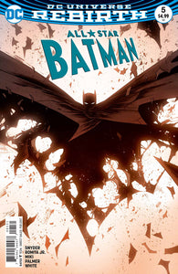 All-Star Batman (Issue #5 -Variant Declan Shalvey