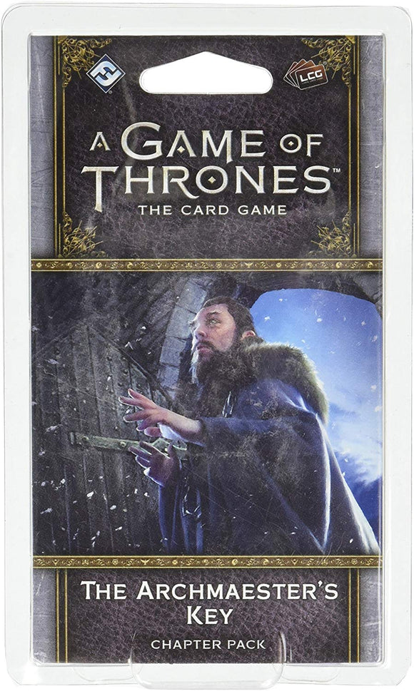 A Game of Thrones LCG Second Edition: The Archmaester's Key