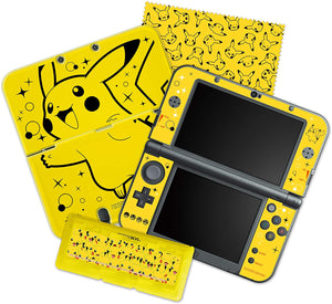 HORI Pikachu Pack Starter Kit for New Nintendo 3DS XL
