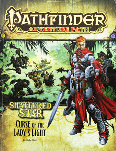 Pathfinder Adventure Path: Shattered Star Part 2 - Curse of the Lady's Light