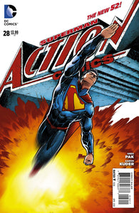 Action Comics #28 DC Comics