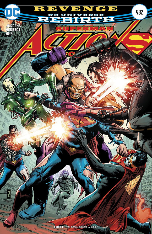 Action Comics #982 DC