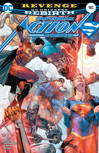 Action Comics #983 DC