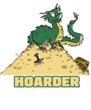 "Dragon ""Hoarder"" Limited Edition Dungeons & Dragons Critical Fail T-Shirt"