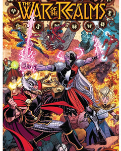 War of the Realms #1 (of 6) Marvel