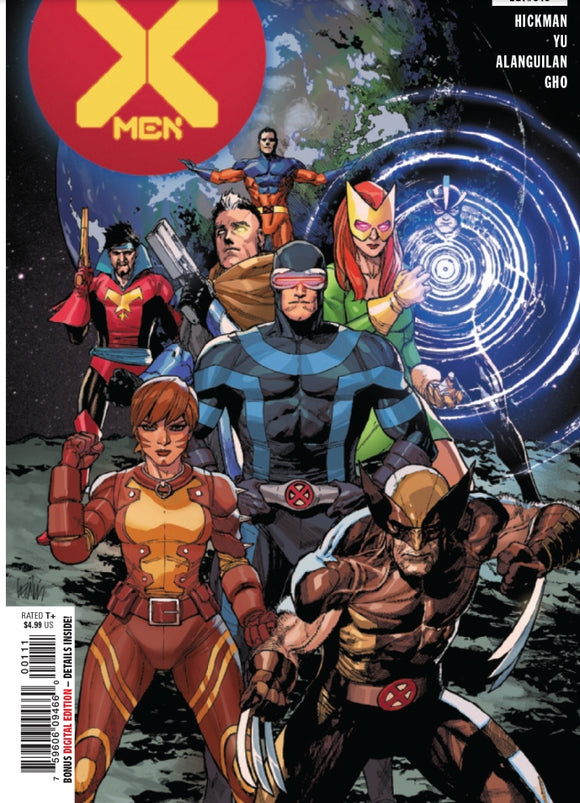 X-Men #1 (2019) Main Cover