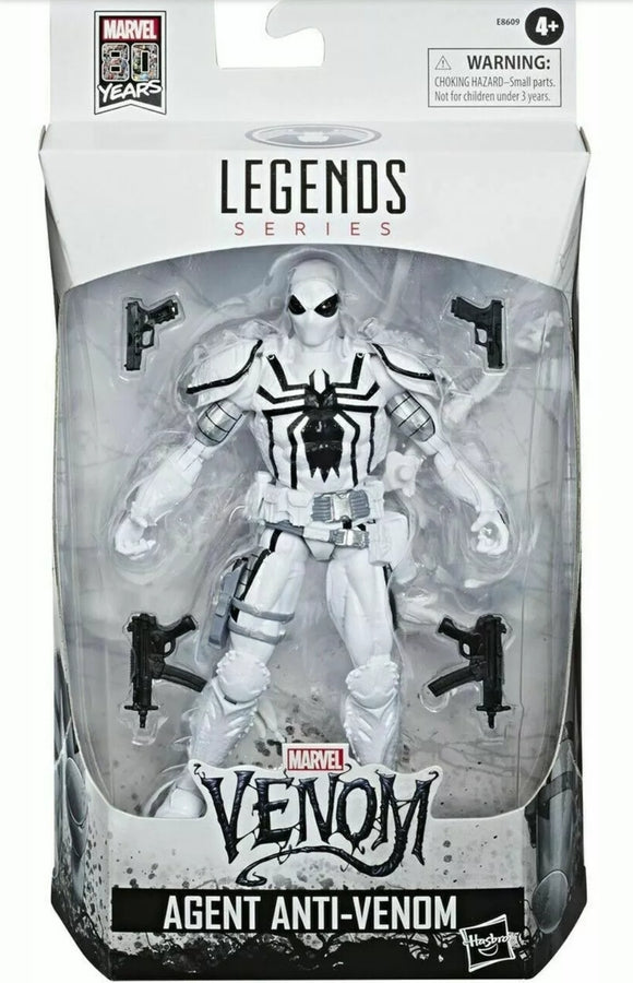 Legends Agent Anti-Venom Figure Exclusive