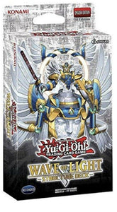 YuGiOh Wave of Light Structure Deck (English)