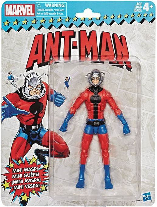 Marvel Legends Vintage (Retro) Series 2 Ant-Man Action Figure