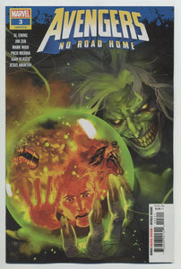 Avengers No Road Home #3 Marvel Comics