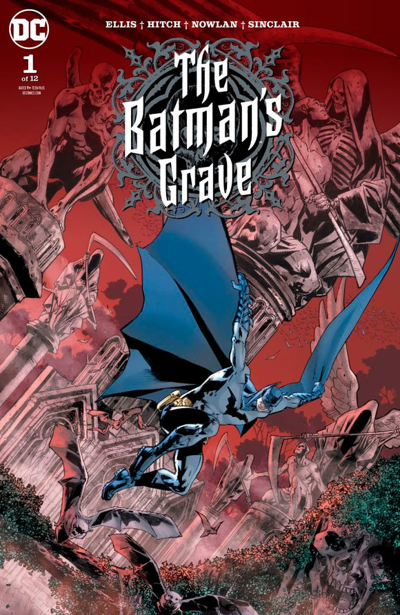 BATMANS GRAVE #1 (of 12)