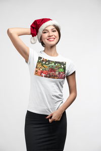 Baby Yoda Christmas T-Shirt (The Child)