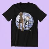 Star Wars Rick & Morty Limited Edition T-Shirt